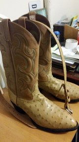 Tony Lama Ostrich Boots in Livingston, Texas