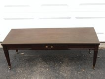 Vintage Mersman TV Stand or Coffee Table in Yorkville, Illinois