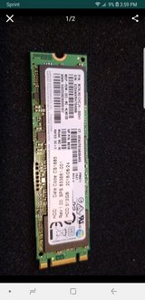 Samsung pm871 512gb m.2 2280 SSD in Camp Pendleton, California