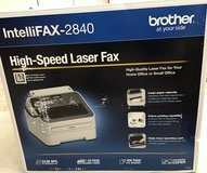 """""""BRAND NEW"""" BROTHER INTELLIFAX-2840 in Algonquin, Illinois"""