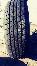 4 like new 205/70/r15 tires in Beaufort, South Carolina