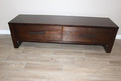 Modern - Brown - Wood TV stand in Spring, Texas