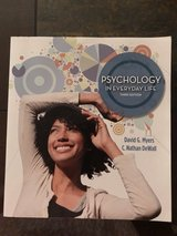 Psychology In Everyday Life (Third Edition) in Cherry Point, North Carolina