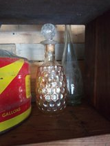 Dimpled decanter in Kingwood, Texas