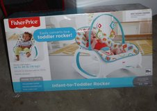 Infant-to-Toddler Rocker in Fort Hood, Texas