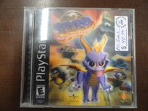 Ps1 Spyro Year of the Dragon in Camp Lejeune, North Carolina