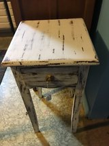 Small table 14 x 14 one drawer in Conroe, Texas