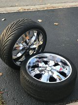 Rims 20 inches in St. Charles, Illinois