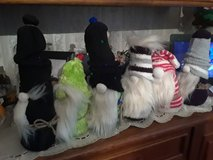Sock gnomes in Fort Bliss, Texas