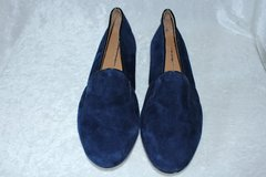 Jcrew Blue Loafer Size 6.5 and 7 Brand New in Camp Lejeune, North Carolina