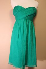Jcrew Green Dress Size 8P NWT in Camp Lejeune, North Carolina