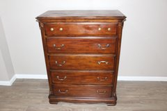 Chest of drawers - Solid wood - Brown in Kingwood, Texas