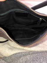 coach purse large brown /black in Kingwood, Texas