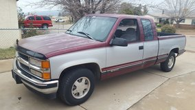 Chevy 1500 Extended Cab in Ruidoso, New Mexico