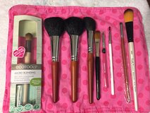 Assorted Make Up Brushes in Conroe, Texas