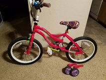 Girls bicycle in Vacaville, California