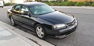 2004 Impala SS Supercharged 98,200 miles in Camp Pendleton, California