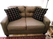 Tow-Seat Couch; Loveseat in Stuttgart, GE