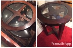 Coffee table with matching side table in Stuttgart, GE