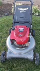 Craftsman Lawn Mower (Lawnmower) in Vacaville, California