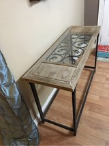 rustic table decor extra dining hallway in Cleveland, Texas