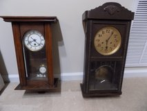 ANTIQUE GERMAN WALL CLOCKS in Clarksville, Tennessee