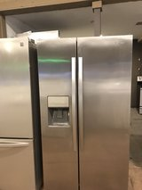 Kenmore stainless refrigerator in Cleveland, Texas