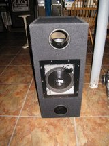 Band Pass JBP 1010 Subwoofer in Naperville, Illinois
