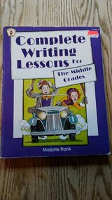 Complete Writing Lessons for The Middle Grades by Marjorie Frank in Naperville, Illinois