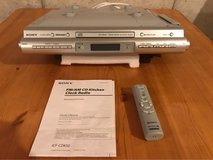 ***Sony under-cabinet radio/CD/other devices in Aurora, Illinois