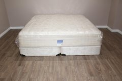 King Size mattress- Sertapedic in Spring, Texas