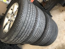 Truck Tires in Fort Hood, Texas