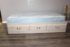 Twin size bed- Mattress included in Spring, Texas