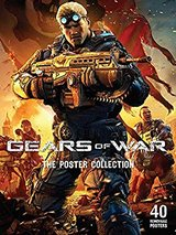 Gear's of War poster book in Houston, Texas