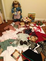 American Girl Doll - Kirsten w/ dresses and accessories in Fort Belvoir, Virginia