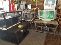 Gray or Black TV Stands in Rolla, Missouri