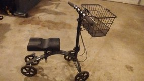 Knee scooter with basket in Vacaville, California