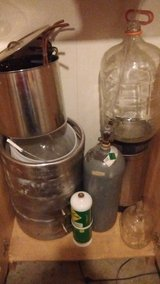 Beer Brewing Equipment in Fairfield, California