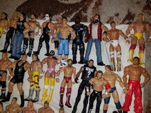 WWE WRESTLERS in Baytown, Texas