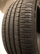 "2 Matched 245/45/R 20"" tires GOODYEAR EAGLE RSA in Spring, Texas"