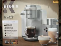 New Keurig K-Cafe Special Edition Latte, cappuccino & coffee maker in Baytown, Texas