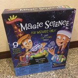 Magic Science for wizards only in Oceanside, California
