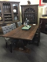 Christmas Dining Tables in stock. We deliver in Stuttgart, GE