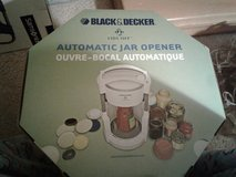 Black and Decker  automatic jar opener in Vacaville, California