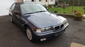 1997 Bmw 318i Just passed German Inspection in Spangdahlem, Germany