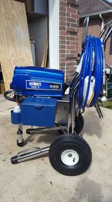 GRACO Commercial Sprayers BRAND NEW!!!! in Kingwood, Texas