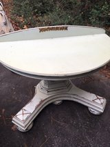 shabby shic mint table in Houston, Texas