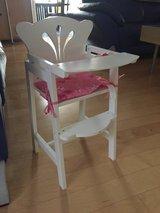 KidKraft Lil' Doll High Chair in Kingwood, Texas
