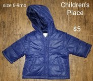 The Children's Place jacket ~ size 6-9 months in Houston, Texas
