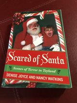 """""""Scared of Santa"""" Book - Pictures of Scared Kids on Santa's Lap in Naperville, Illinois"""